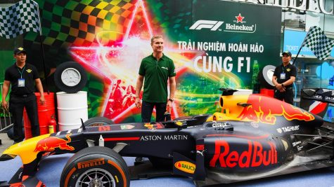 Đường đua xe công thức 1: Trải nghiệm hoàn hảo đầu tiên tại Việt Nam