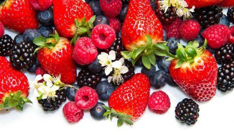 Quả mọng ít calorie, ít chất béo chưa nhiều chất dinh dưỡng.