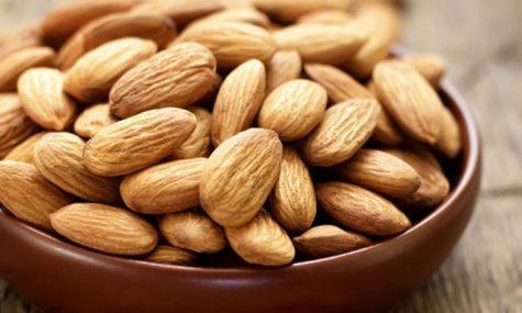Chỉ một vài quả hạnh mỗi ngày đã làm giảm lượng cholesterol xấu.
