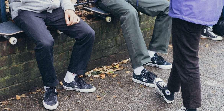 giày thể thao - ELLE man126