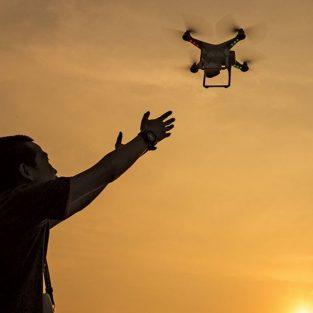 5 lưu ý khi bắt đầu thú chơi máy quay drone