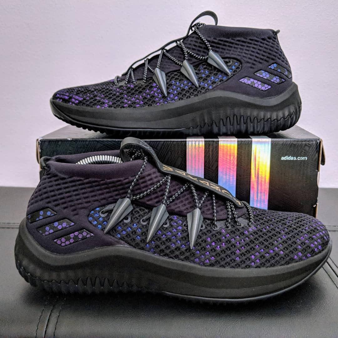 pretty nice 09562 f8f5a Ảnh adidas giày thể thao avengers elle man fg