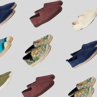 """ELLE Man Style Calendar: Cùng giày đế cói """"chuyển động"""" mùa du lịch Hè"""