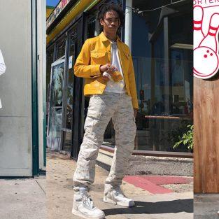 Thời trang sao nam ấn tượng tuần đầu tháng 5/2018