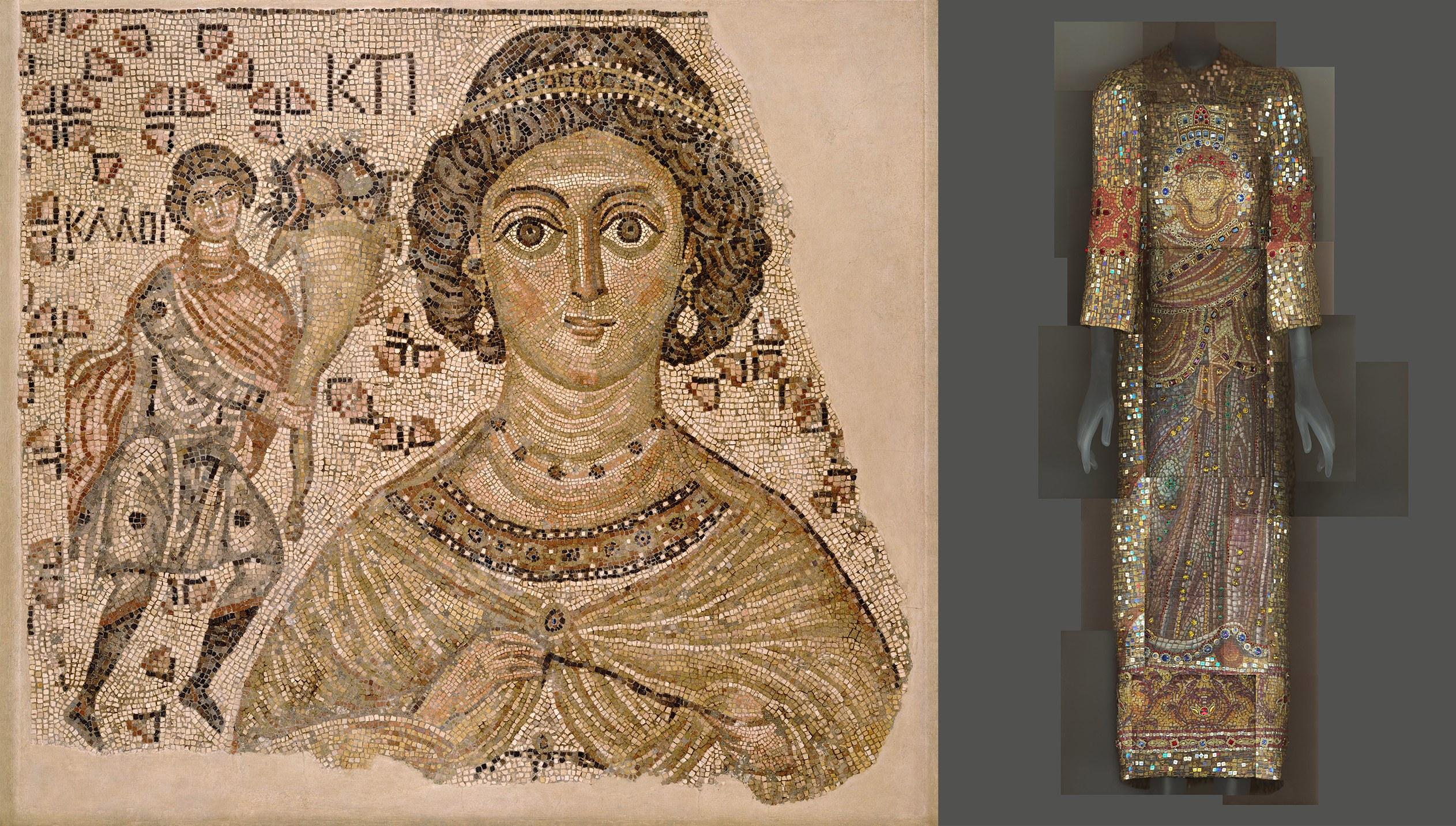 Những ảnh hưởng của tôn giáo lên sáng tạo thời trang.
