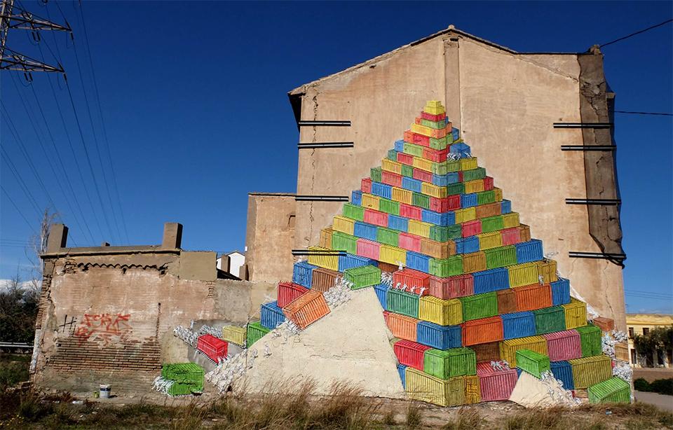 tranh đường phố 3a -elleman