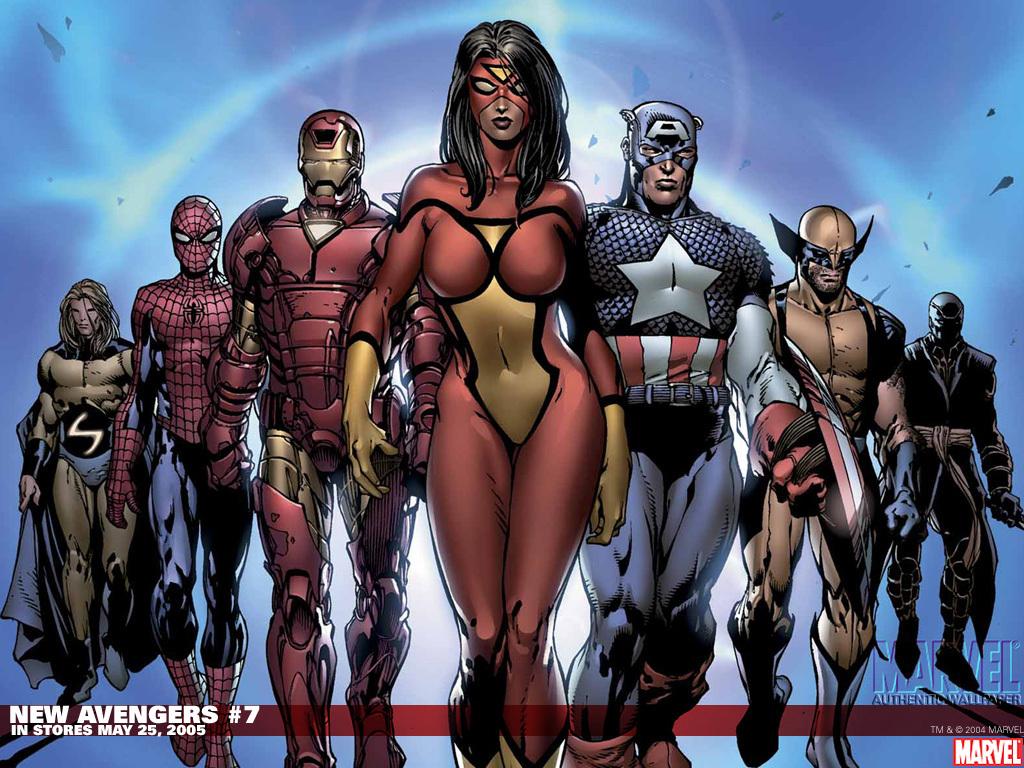 Điều bạn chưa biết về nhóm siêu anh hùng Avengers
