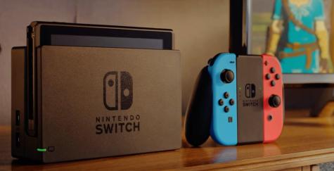 Máy chơi game Nintendo Switch: Sau thất bại là thành công rực rỡ