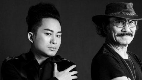 Tùng Dương hát Bộ tứ Sông Hồng trong live concert lần thứ 10