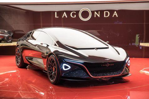 Xe hơi điện: Những thiết kế của thì tương lai