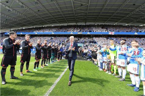 Ngoại hạng Anh vòng 38 mùa giải 2017/18: Sự chuyển giao của những kỷ nguyên