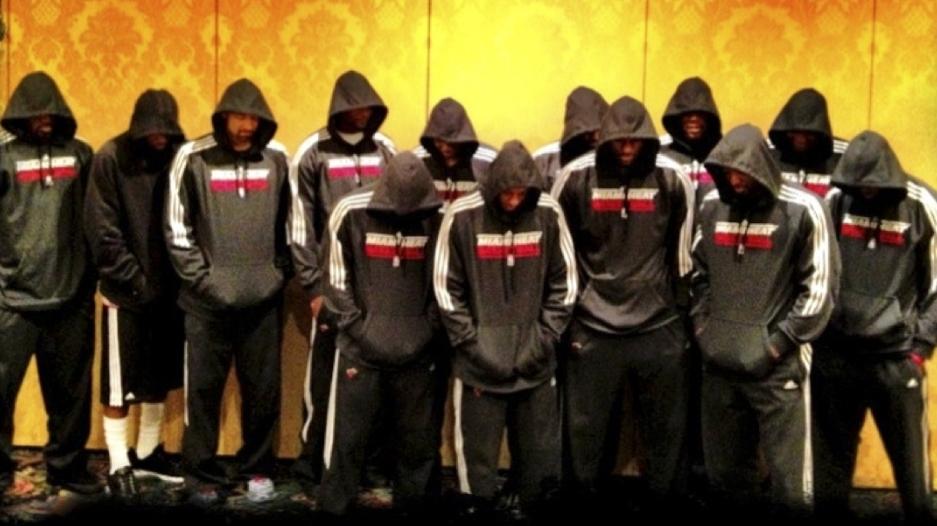 Đội tuyển Miami Heat.