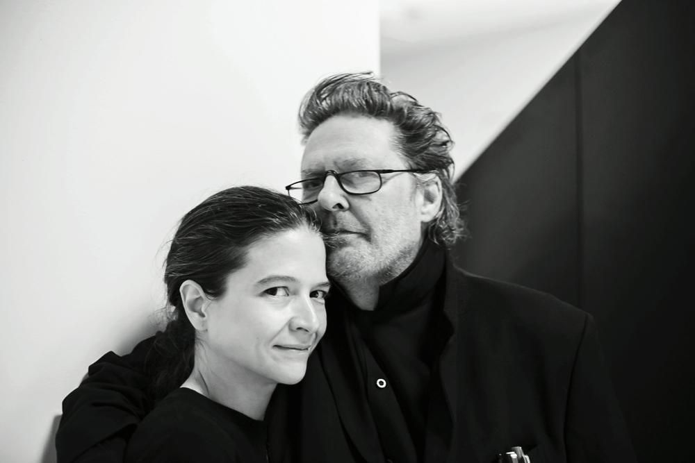 Hai vợ chồng Reg Bloor và Glenn Banca (Nguồn: Bedford)