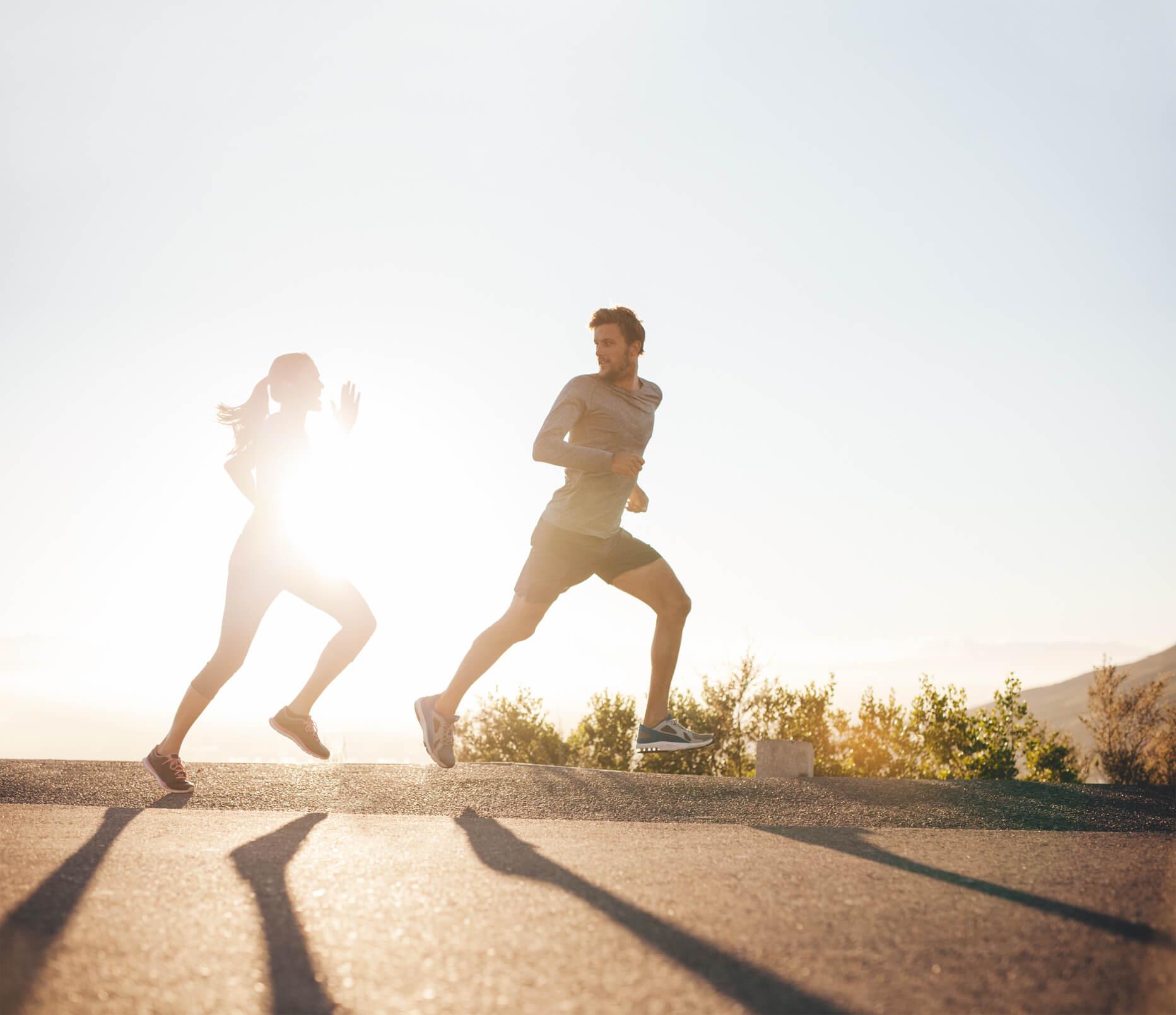 Thói quen buổi sáng kích thích trao đổi chất.