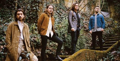 Arctic Monkeys: Sự trở lại đáng gờm của nền âm nhạc Anh