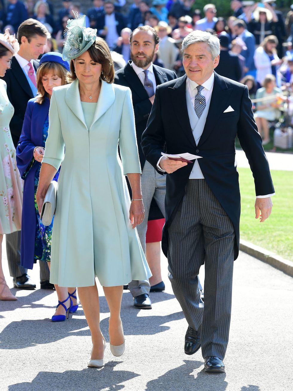 đám cưới hoàng gia Anh elle man t