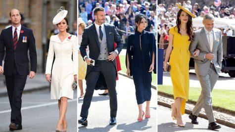 Những bộ trang phục lịch lãm tại đám cưới Hoàng gia Anh