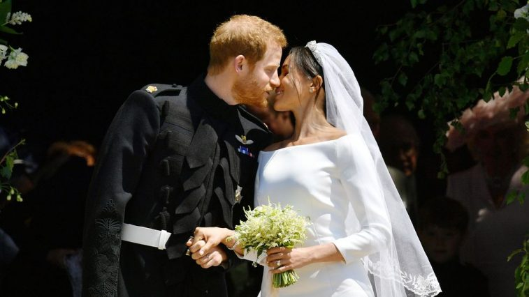 Nhìn lại 5 khoảnh khắc vàng tại đám cưới hoàng gia Anh