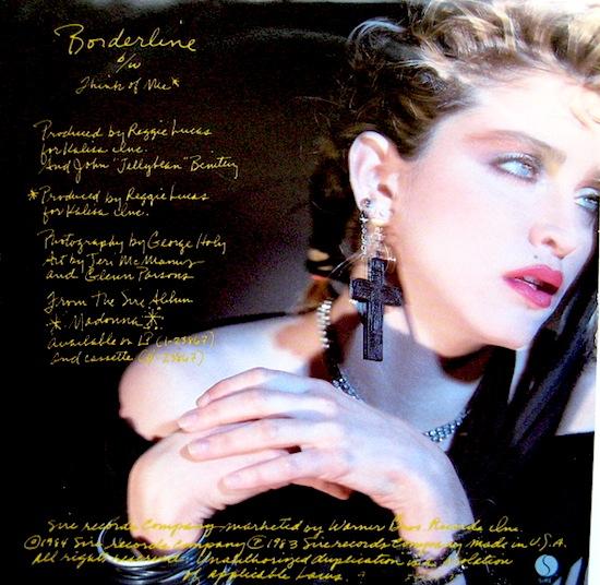 Bản hit của Madonna.
