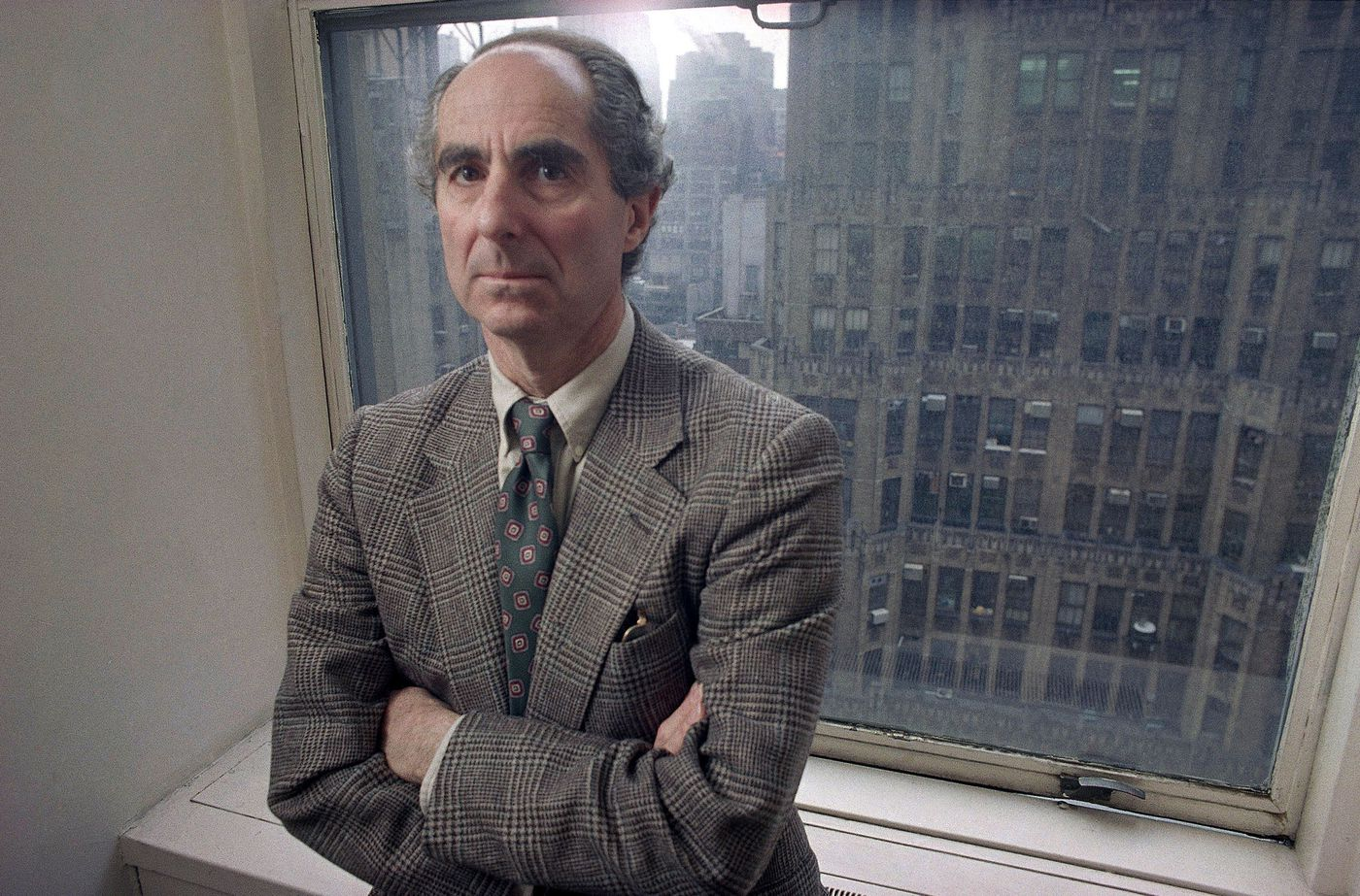 Philip Roth qua đời hay cái chết của một người Mỹ cô đơn