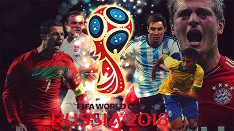 World Cup 2018: Thời đại của những sự chuyển giao