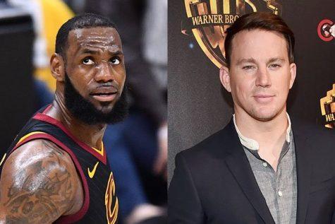 LeBron James & Channing Tatum hợp tác cho ra bộ phim hài hành động Public Enemy