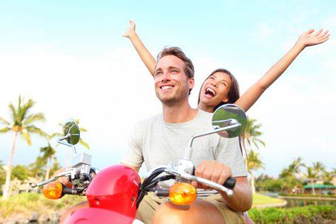 Đi du lịch nhiều để trở thành người hạnh phúc?