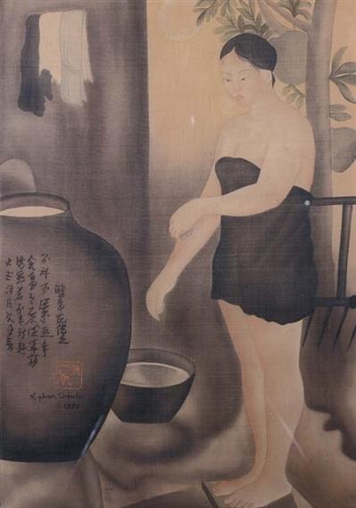 hoa si Nguyen Chanh - bather - elle man 3