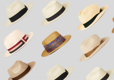 ELLE Man Style Calendar: Phối ngẫu ăn ý cùng mũ cói