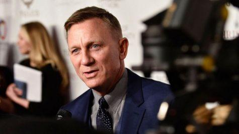 Daniel Craig chính thức quay lại cùng với điệp viên 007