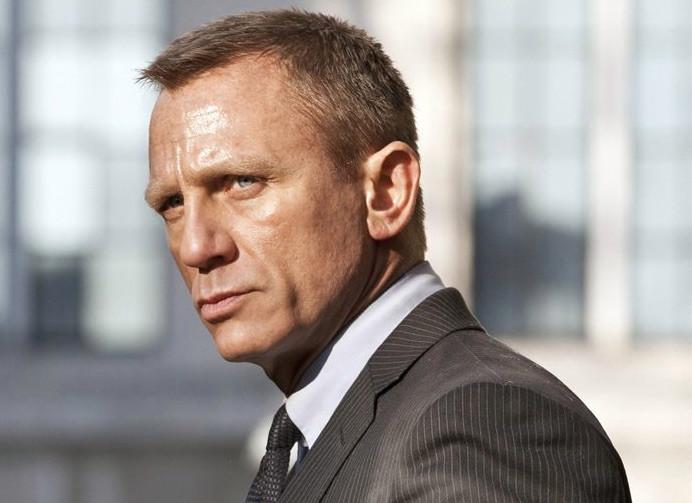 Daniel Craig là nam diễn viên có mức lương cao nhất trong các diễn viên người Anh. Nguồn: IndieWire.