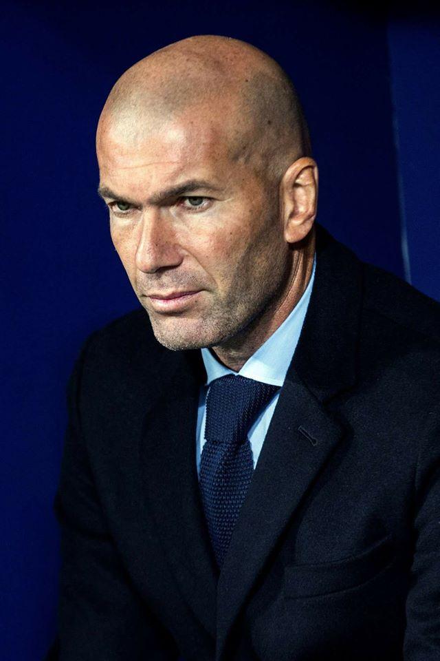 Zinedine Zidane - ELLE Man - 1