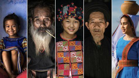 Những hình ảnh nổi bật của các dân tộc Việt Nam