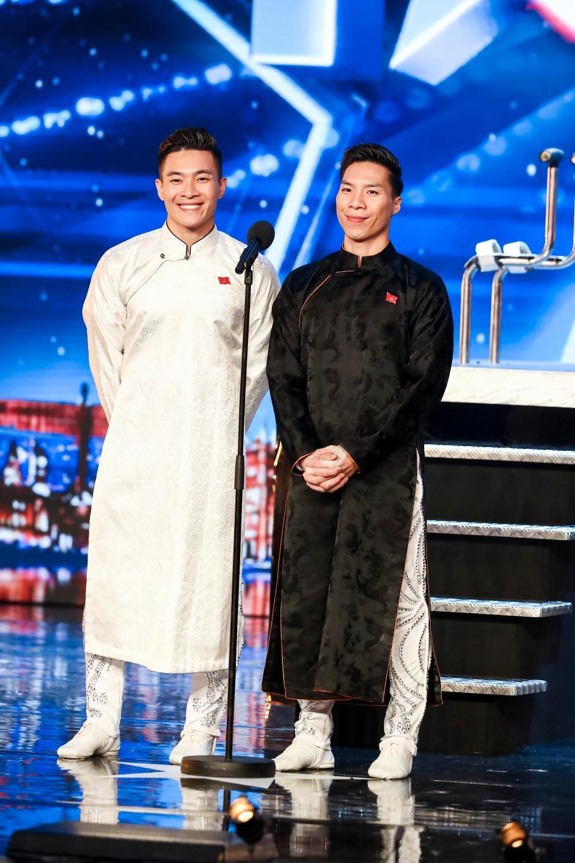 Quốc Cơ – Quốc Nghiệp lọt vào chung kết cuộc thi Britain's Got Talent