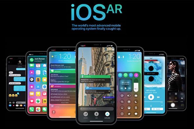iOS 12 elle man fd