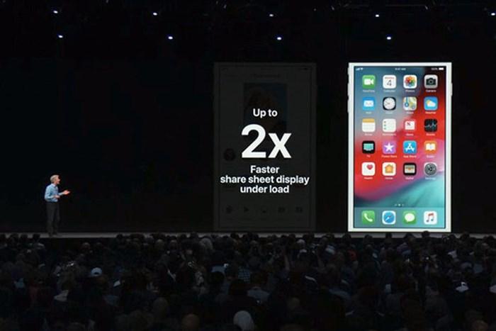 iOS 12 elle man k