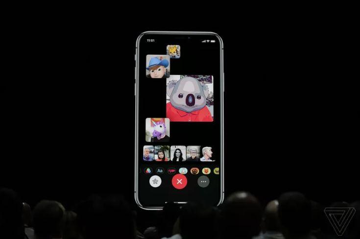 iOS 12 elle man f