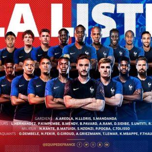 World Cup 2018: Tình hình bảng C trước thềm khai mạc