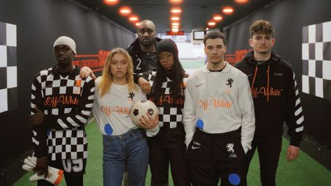 "Virgil đón chào World Cup 2018 với Nike x Off-White ""Football, Mon Amour"""