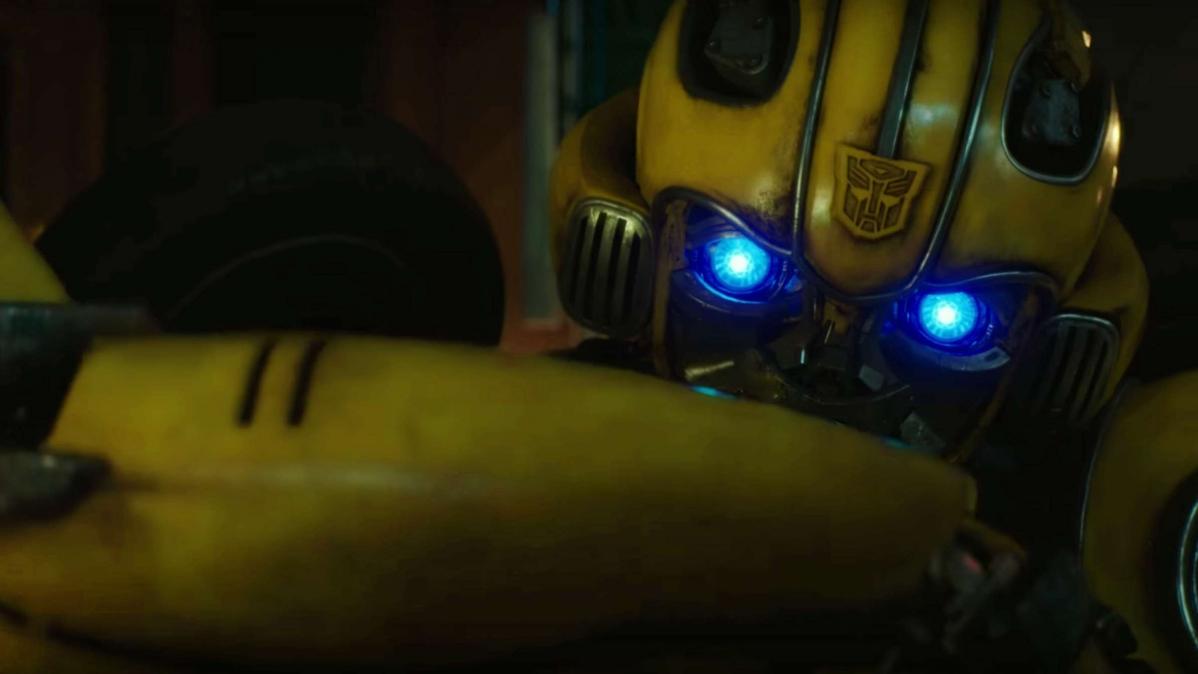 Siêu người máy Bumblebee
