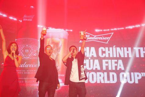 Budweiser Việt Nam tung chiến dịch cổ động World Cup 2018