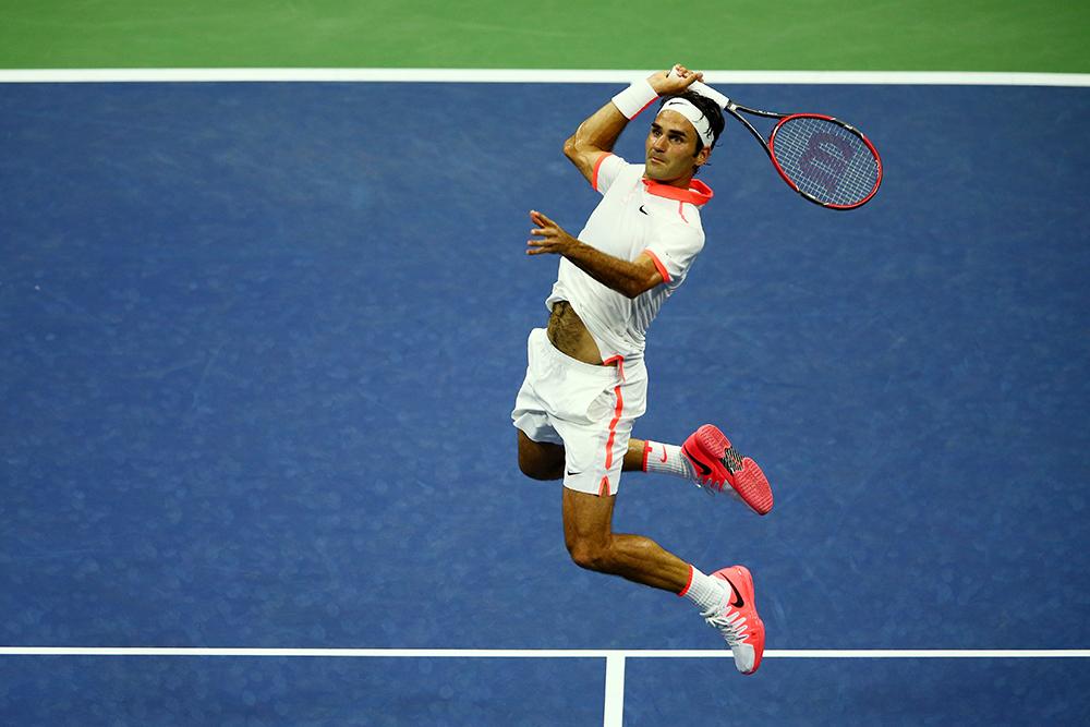 van dong vien Roger Federer source cnn - elle man