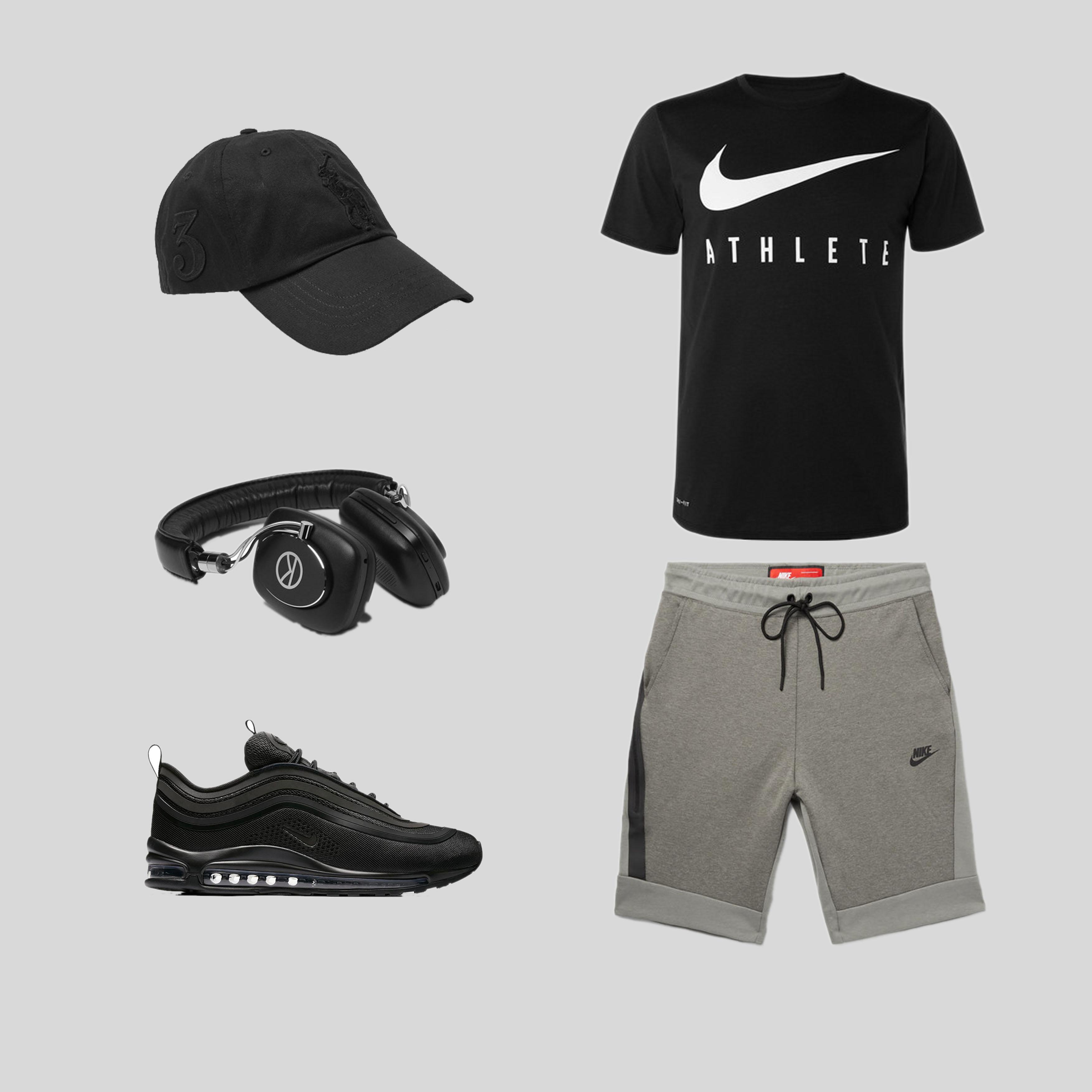 ELLE Man Style Calendar mix & match với trang phục in logo thương hiệu. (16)