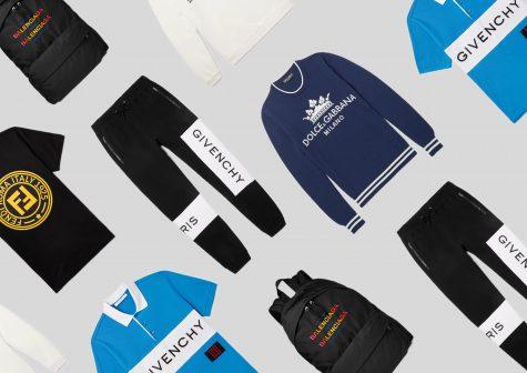 """ELLE Man Style Calendar: Phối """"chất"""" với trang phục in logo thương hiệu"""