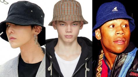 Những thương hiệu có thiết kế mũ bucket nổi bật
