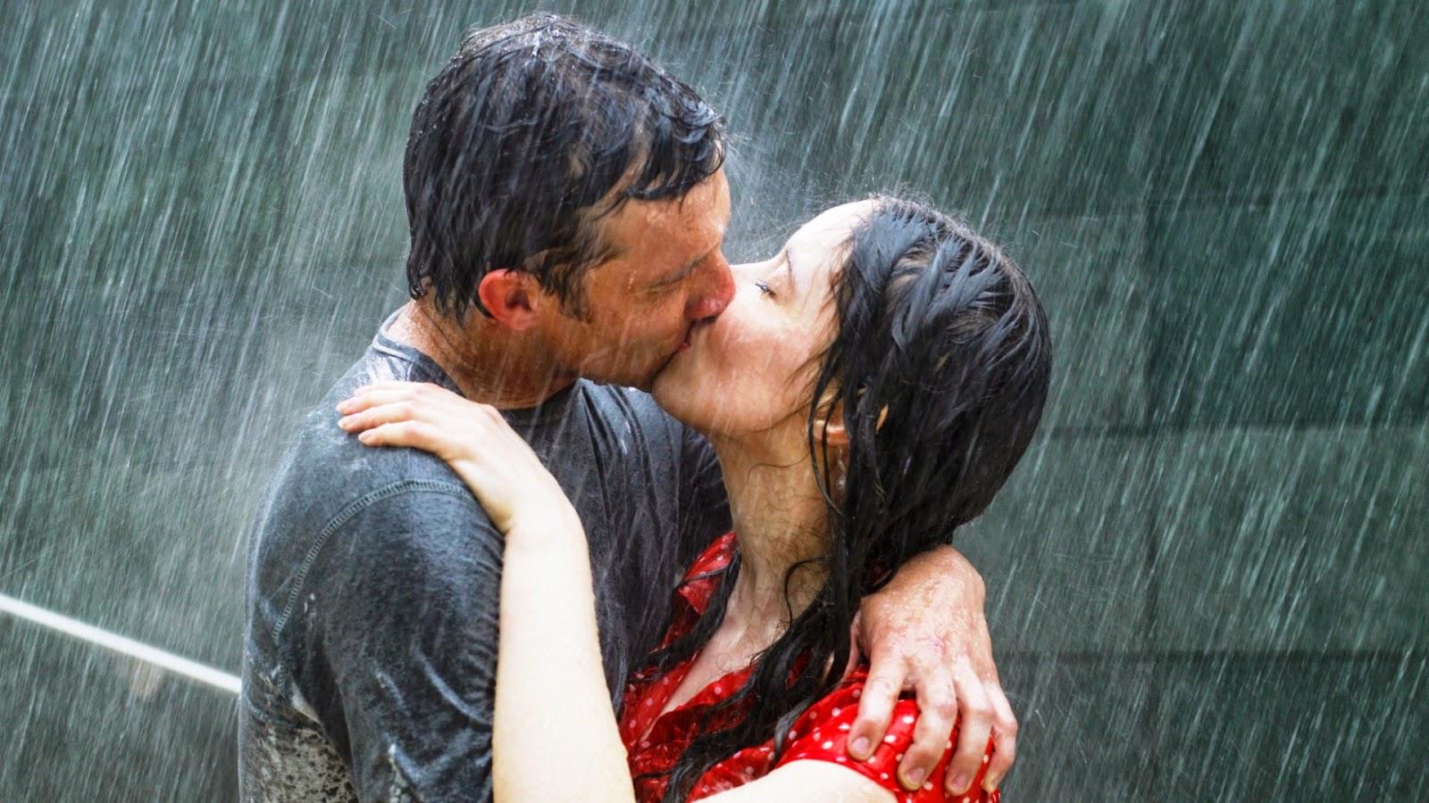 Làm thế nào để tình nhân có một nụ hôn đẹp?