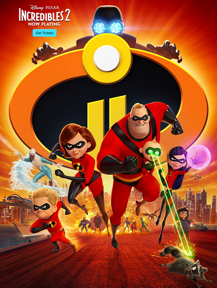 phim the incredibles 2