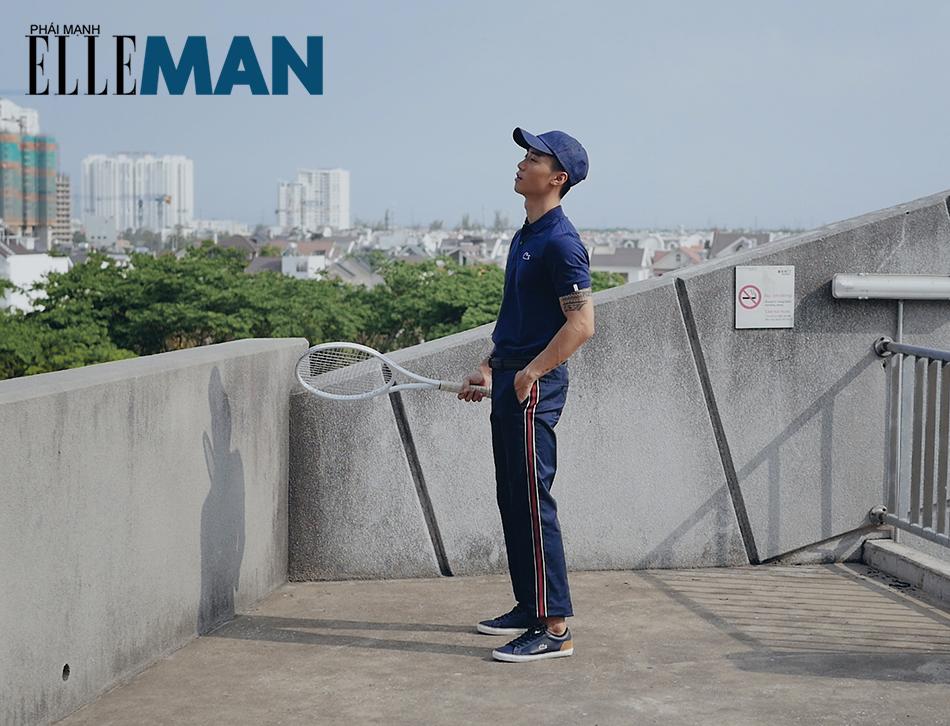 ELLE Man Style Calendar Đón chào mùa word cup với phong cách thể thao (3)