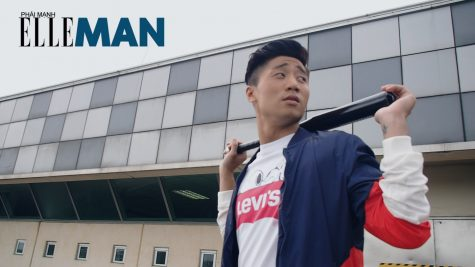 ELLE Man Style Calendar: Phong cách thể thao sôi động