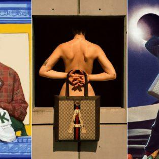 Thương hiệu Gucci hợp tác cùng 12 nghệ sĩ danh tiếng trong dự án DYI mới